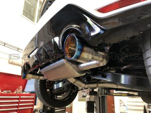 New Product - Whifbitz GR Yaris exhaust systems!
